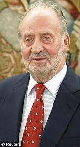 King Juan Carlos has had an emergency hip replacement after falling during a hunting trip. Physicians caring for the king of Spain say he is likely to be ... - article-2129715-097C139D000005DC-526_233x423