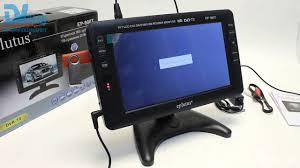 Eplutus EP-900T (DVB-T2) - обзор <b>цифрового</b> телевизора ...