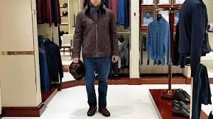 Зимний total-look из каталога <b>ZILLI</b>: куртка chrono, поло, <b>джинсы</b> ...