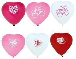 Набор воздушных <b>шаров Action</b>! сердечки (10 шт.) — купить по ...