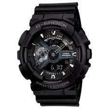 «<b>Мужские</b> наручные <b>часы Casio G</b>-SHOCK <b>GA</b>-110-1B [<b>GA</b>-110 ...