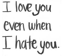 I hate you but love you quotes tumblr, good topics to talk about ...