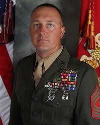 sergeant major justin l ezell > st marine division > leaders sergeant major justin l ezell enlisted in the marine corps in 1995 and graduated recruit training at marine corps recruit depot mcrd san diego