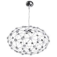 Подвесной <b>светильник Divinare 1720/02 SP</b>-72, серый металлик
