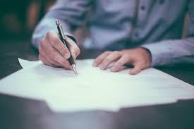 stock photos of writing middot pexels stock photo of businessman sign pen writing