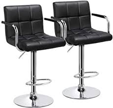 Leather Home & Kitchen Bar Stools - Amazon.com