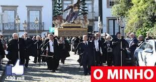 Procissão do Senhor dos Passos cancelada em Vila do Conde