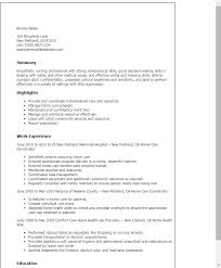professional home care coordinator templates to showcase your    resume templates  home care coordinator