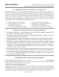 resume sample marketing manager cipanewsletter cover letter s and marketing resume samples director of s