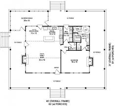 Great Raised Cottage   wrap around porch and open    House Plan Details Need Help  Call us      PLAN