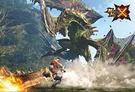 Image result for monster hunter generations