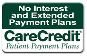 CareCredit Apply button