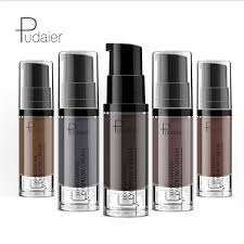 <b>Pudaier</b> 6 Color Lasting Sweatproof <b>Eyebrow Gel 4D</b> | Shopee ...