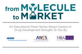 healthcare businesswomens association event the panel series kicks off on 5 at amgen a focus on the early stages of drug development process discovery research toxicology and early