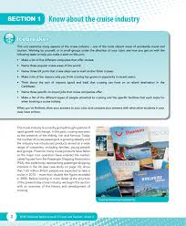travel tourism publishing unit 11 investigating the cruise btec national diploma level 3 travel and tourism book 2