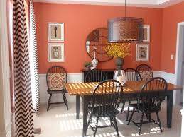 Chair Rail For Dining Room Beautiful Dining Room Paint Ideas With Chair Rail In Interior