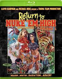 Return to Nuke Em High Vol. 1 Blu ray