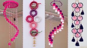 8 Beautiful Home Decor Wall <b>hanging Ideas</b> !!! <b>DIY</b> Craft - YouTube