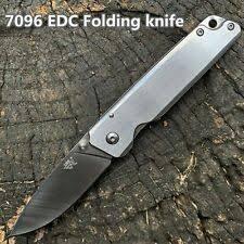 Серебряные коллекционные <b>Sanrenmu</b> складные <b>ножи</b> ...