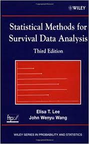 <b>Statistical</b> Methods for Survival Data Analysis: <b>Elisa T</b>. <b>Lee</b>, John ...