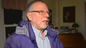 Man comforts Sandy Hook students he found in his driveway. NEWTOWN, Conn. – Gene Rosen had just finished feeding his cats and was heading from ... - 121812_otr_rosen3_640