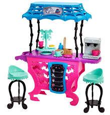 Кофейня <b>Monster High</b> Fright Roast Coffee, игровой набор