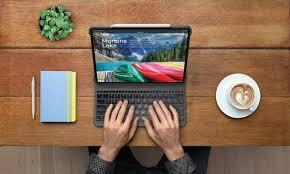 Logitech launches <b>backlit</b> Slim Folio Pro <b>keyboard case</b> for 2018 ...