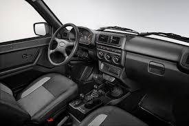 of sales of renewed on-board platforms and vans based on <b>LADA 4x4</b>