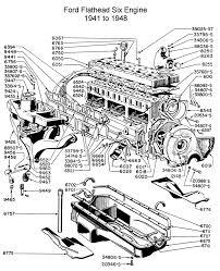 1941 48 ford six cylinder engine mechanics engine 1941 48 ford six cylinder engine