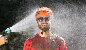 RinseKit Rinse Kit <b>Portable</b> Shower Great for <b>Camping</b> Surfing
