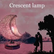 Creative <b>LED</b> Table Lamp Handmade <b>modeling lights</b> Star Shape ...