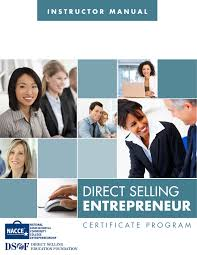 direct selling entrepreneur program direct selling education direct selling entrepreneur program