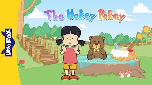 The Hokey Pokey   Nursery Rhymes   Action   Little Fox   Animated ...