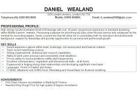 Example Cv Hobbies And Interests | Perfect Accounting Resume Example Cv Hobbies And Interests