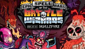 Dice Temple: Cartoon Violence and Funny Wizard Hats Review - Epic Spell Wars Of The Battle Wizards