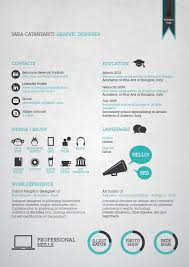 best graphic design resume tips examples graphic design resume cool color scheme