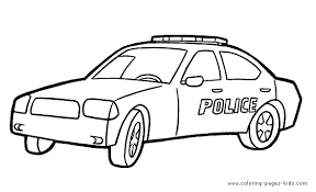 Small Picture Cop Car Coloring Pages Coloring Pages