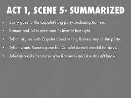 romeo and juliet essay act scene essay act 1 scene 5 summarized romeo and juliet scene ysis by michael forrester