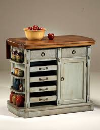 kitchen island mobile:  lovable vintage small kitchen island buy mobile home cabinets solid wood countertop dinin large size