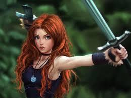 Image result for girl warrior