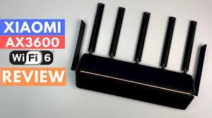 <b>Xiaomi AIoT AX3600</b> WiFi 6 <b>Router</b> Review (2020) - YouTube