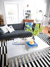 photos hgtv modern living room with black and white rug home office decor cheap black white rug home