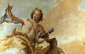 myths and legends echo and narcissus tragic loves myths and legends apollo slays python and builds his temple