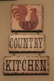 Rooster Chicken Kitchen Decor 17 Best Ideas About Chicken Kitchen Decor On Pinterest Rooster