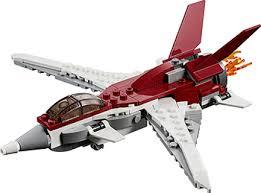 <b>Конструктор Lego Истребитель будущего</b> 31086 Creator 3 in 1 ...