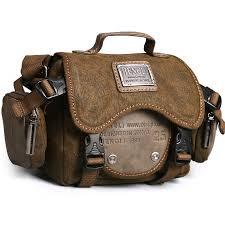 Retro camera bag <b>men shoulder bags leisure</b> wear resistant canvas ...