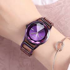 <b>2019</b> New <b>GEDI Fashion</b> Starry sky Women Watches Purple Blue ...
