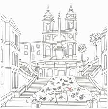 Small Picture Italy Coloring Travel Colouring Book Secret Garden Style Coloring
