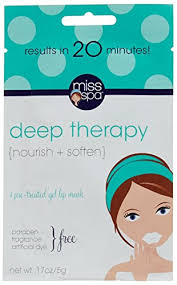 Miss Spa Assorted Eye, Lip & Smile Line Gel Mask Set - Brighten - 3 ...
