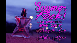 <b>Shakira Summer Rock Sweet</b> Candy Perfume Review Among the ...